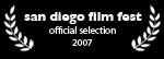 san diego film festival - official selection